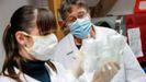 Científicos húngaros trabajan en la consecución de una vacuna contra el coronavirus