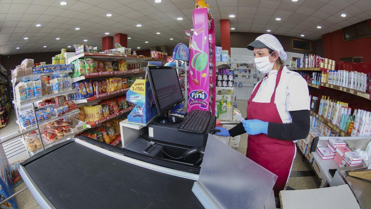 26 de marzo, día 12 de confinamiento. El comercio de proximidad gana. Los pequeños establecimientos de comestibles son los que mejor superan la crisis al tener más clientes de proximidad.
