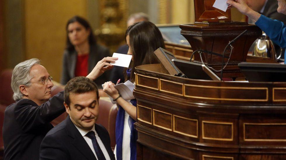El presidente de UCE, Dacio Alonso..Andreu Missé