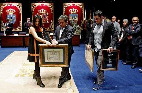 Hifas da Terra y David Cal fueron distinguidos en la anterior edición de estos premios.
