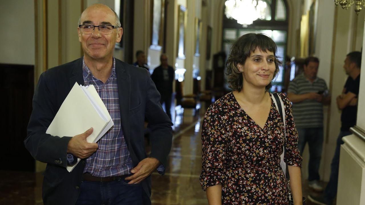 rey.Inés Rey, alcaldesa de A Coruña