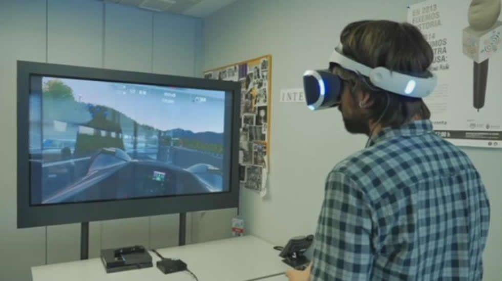 Probamos las gafas de realidad virtual PlayStation VR