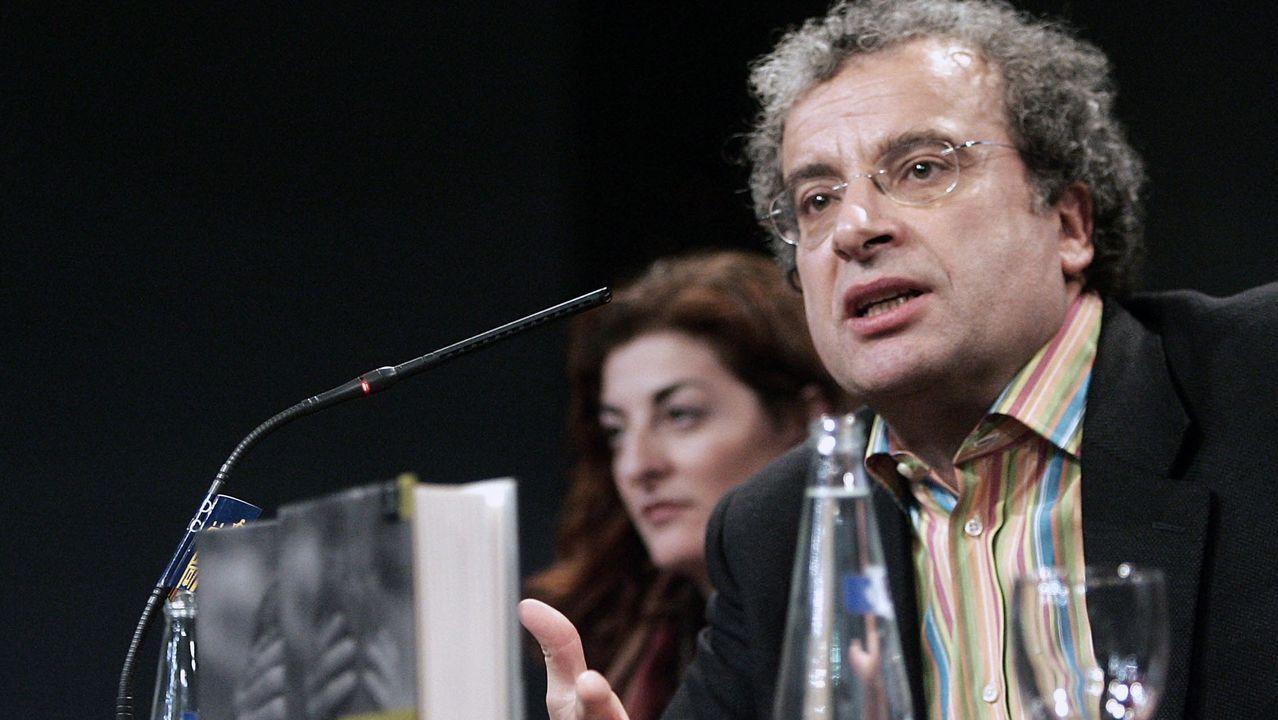 El periodista y escritor José María Calleja