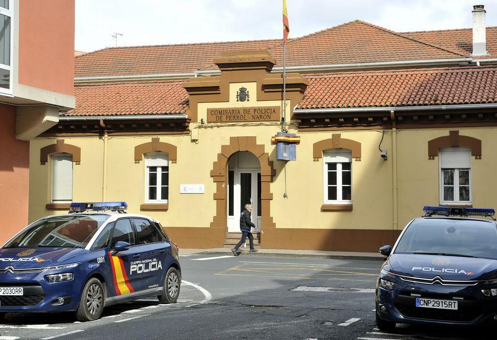 La Policía Nacional interviene en Tui más de 56 kilos de heroína ocultos en un coche.Las dependencias de la Comisaría de Policía están situadas en la avenida de Vigo.