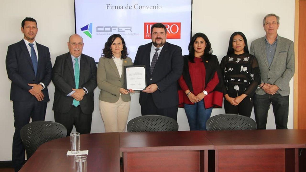 Preparación de una prueba en Burela para la adquisiición de la nacionalidad española