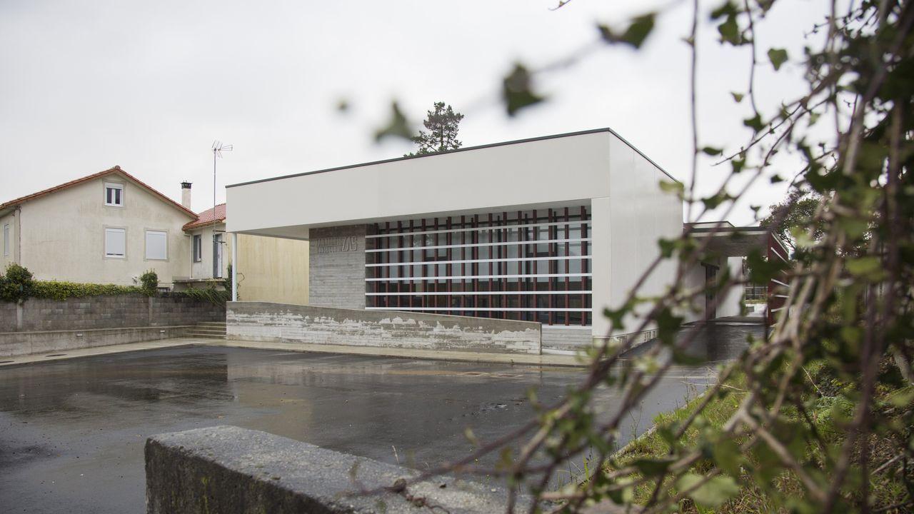 Imagen de archivo de un inicio de curso en el colegio Fogar