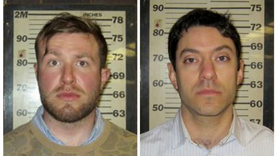Los periodistas de la CNN Yon Pomrenze y Connor Fieldman Boals fueron detenidos por intentar entrar en World Trade Center