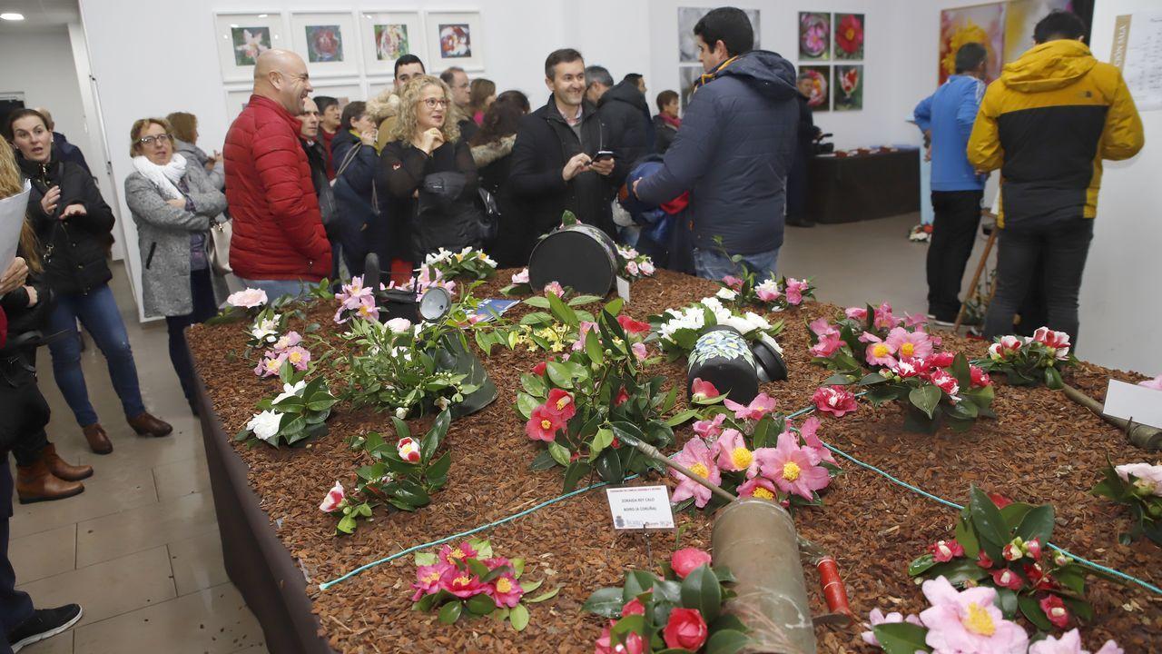 El concello de Boiro celebra la Navidad con sus empleados