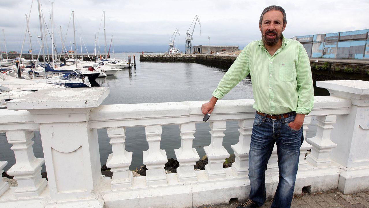 El destartalado interior del narcosubmarino.Ricardo Pérez Lama