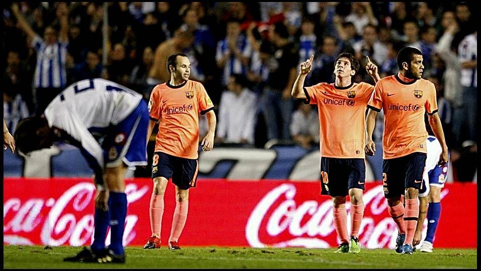 Diez años de Messi, en imágenes.Claudiu Keseru, jugador de Rumanía