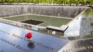 Monumento a las víctimas del 11-S en Nueva York