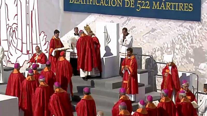 Tarragona acoge la más numerosa beatificación de mártires de la Iglesia católica