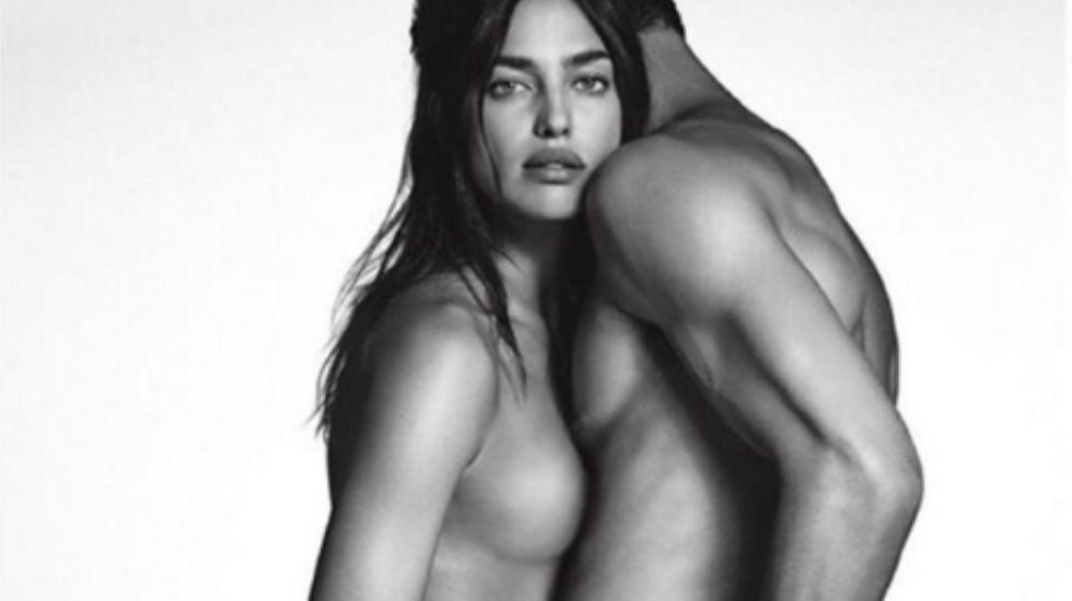 Irina Shayk y su vídeo más sensual
