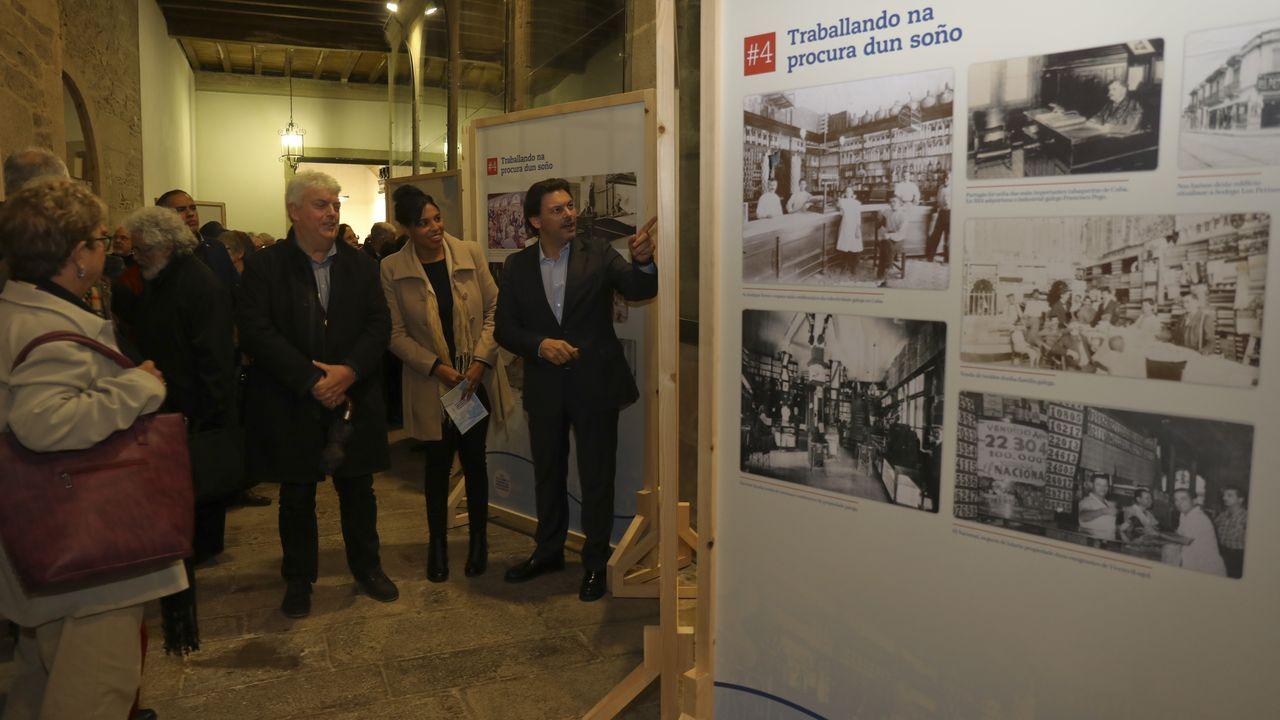 No libro Villares dá unha imaxe distinta de Galicia