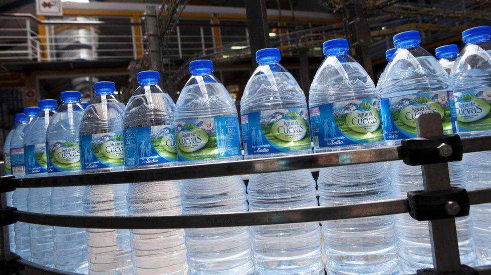 Factoría de Agua de Cuevas.Factoría de Agua de Cuevas