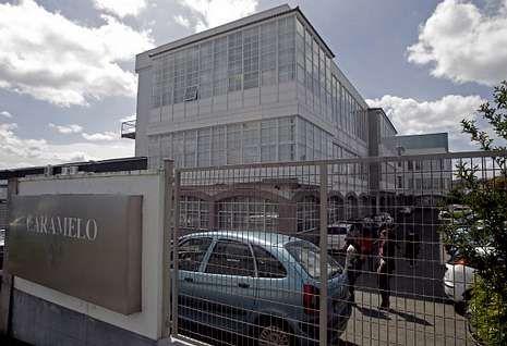 La sede coruñesa de Caramelo cuenta con 132 trabajadores en nómina.