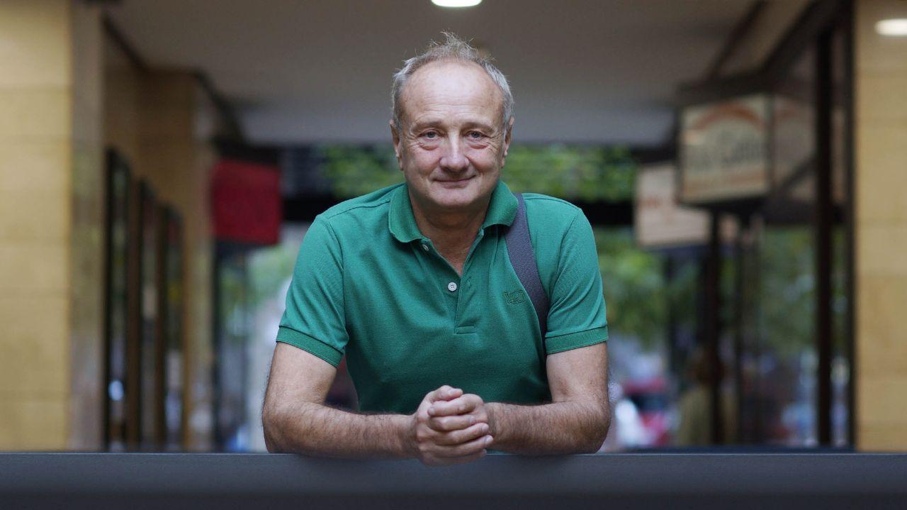 Manuel Ojea en una imagen de archivo