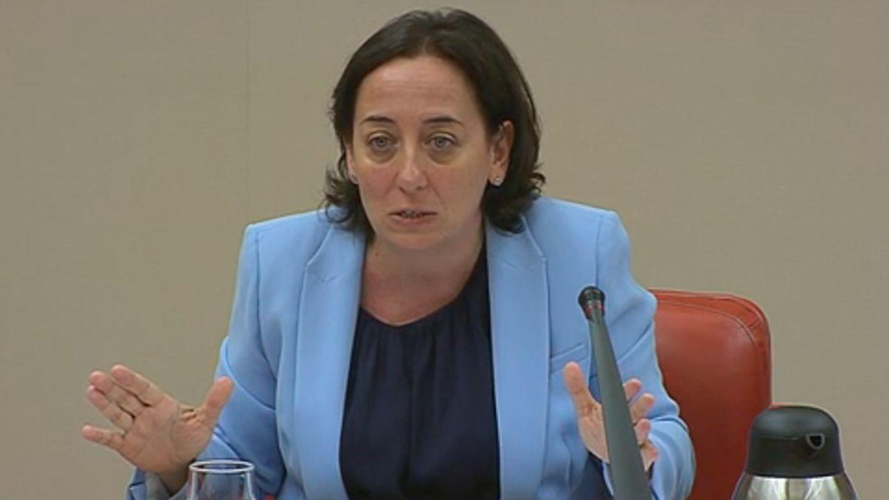 La jueza Carmen Rodríguez-Medel