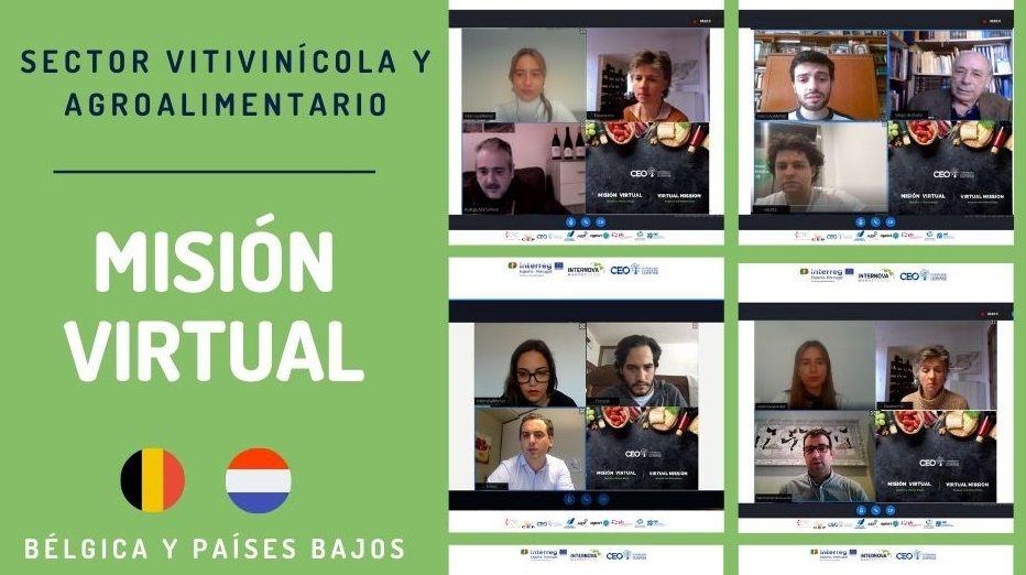 Misión virtual organizada por la CEO