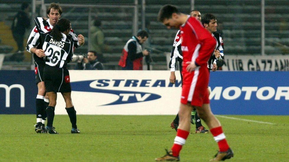 La cruel derrota en del Deportivo ante la Juventus, en imágenes.El Deportivo trabaja en la idea de realizar todos los entrenamientos a puerta cerrada.