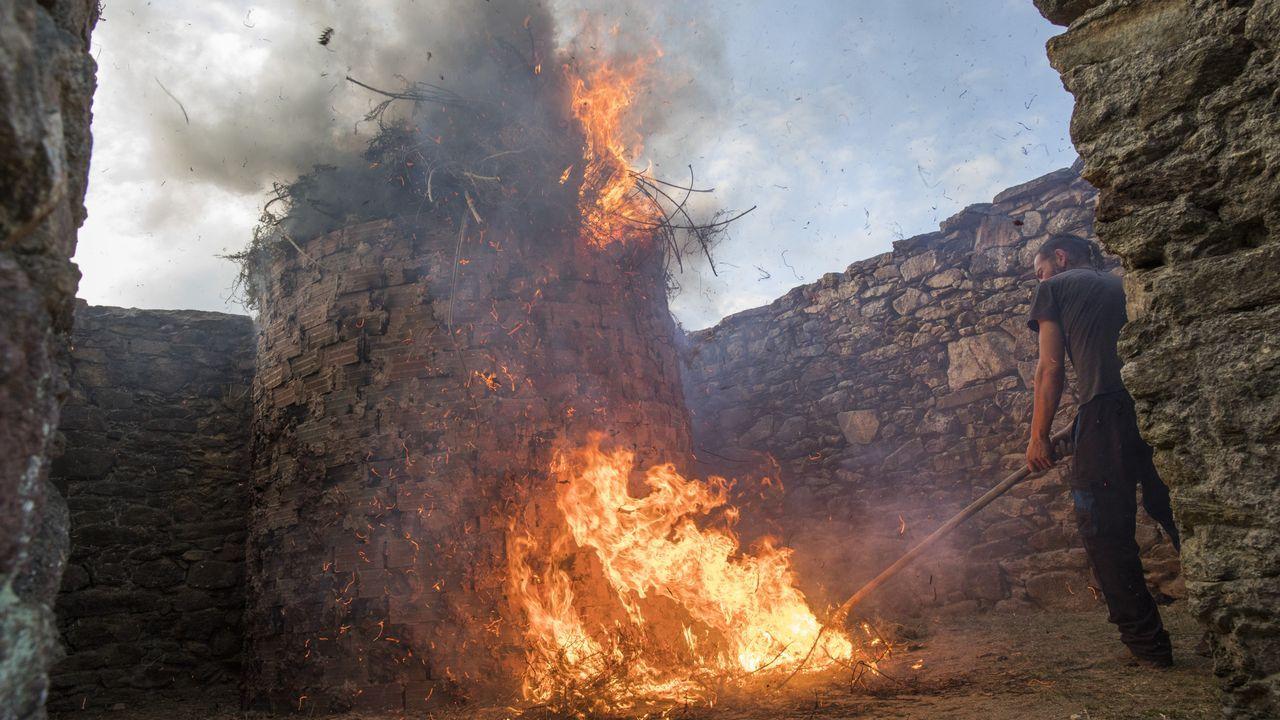 Sábado de Cocedura Tradicional en Buño: ¡mira las imágenes!