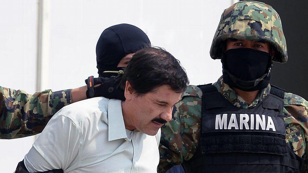 Desarticulado el grupo que ayudó a escapar al Chapo Guzmán