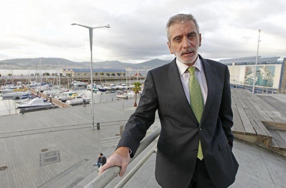 Ramón Huidobro destaca el crecimiento que Rías Baixas ha experimentado en el mercado nacional.