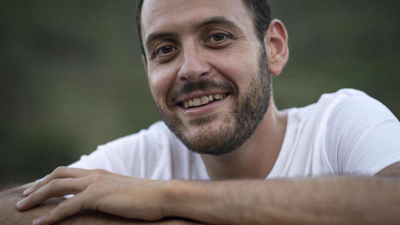 Unha mostra da Mostra.José Luis Baños de Cos, premio Abrente da Mostra de Teatro de Ribadavia