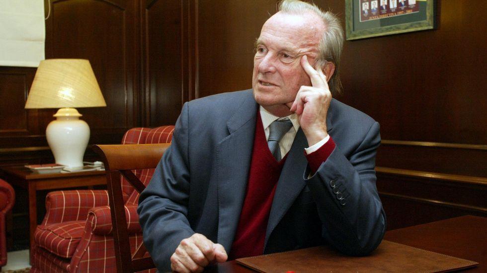 Francisco Pinto Balsemão, ex presidente de Portugal