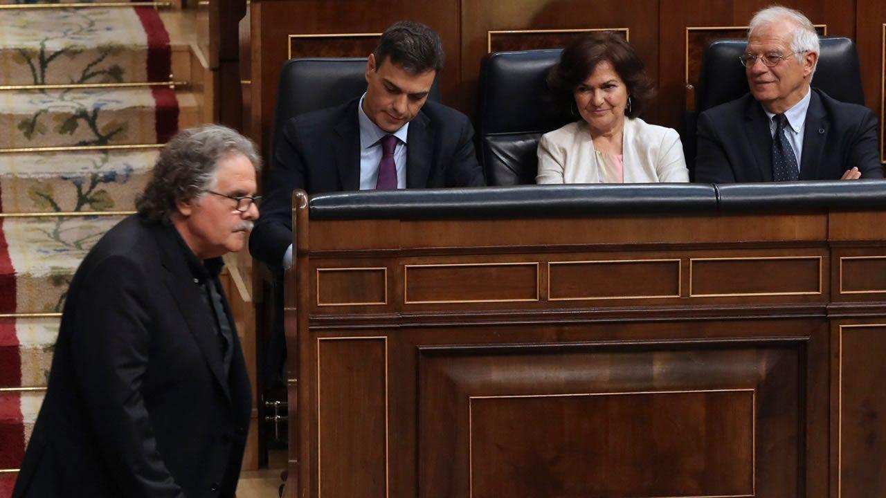 Iglesias ofrece a Urkullu «cuidar la mayoría que desalojó al PP del Gobierno».Alberto Núñez Feijóo participó en Santiago en un acto de entrega de certificados de experiencia profesional