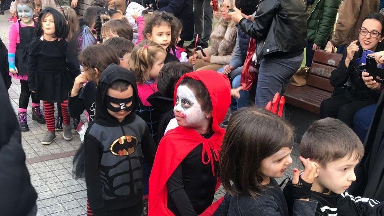 Carnaval en el Eusebio da Guarda