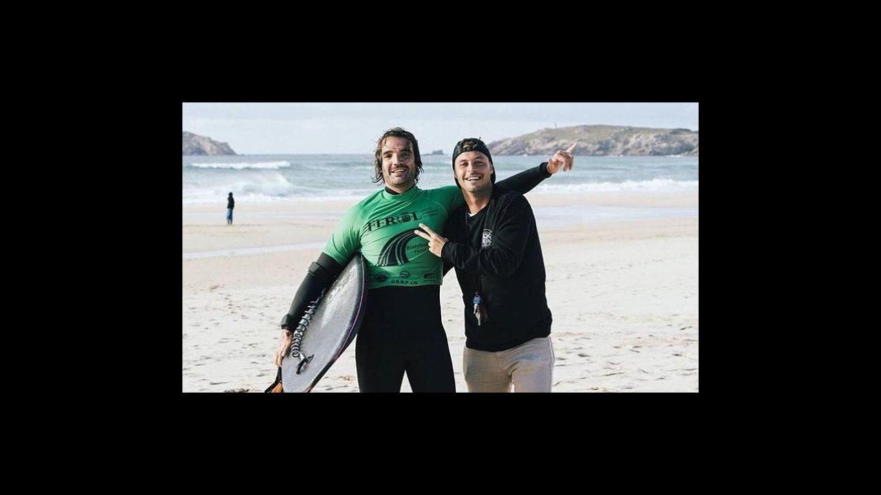 Así es Galicia Sup Adventures