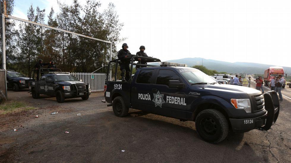Gustavo Salas, titular de la Subprocuraduría Especializada en Investigación de Delincuencia Organizada de México.