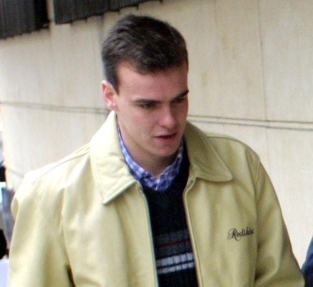 David Pérez Lago, en una visita a la Audiencia Nacional.