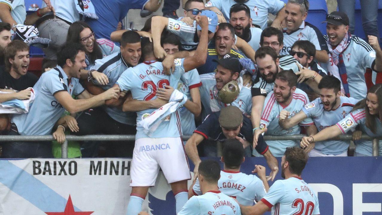 Cabral cumple 200 partidos en Primera