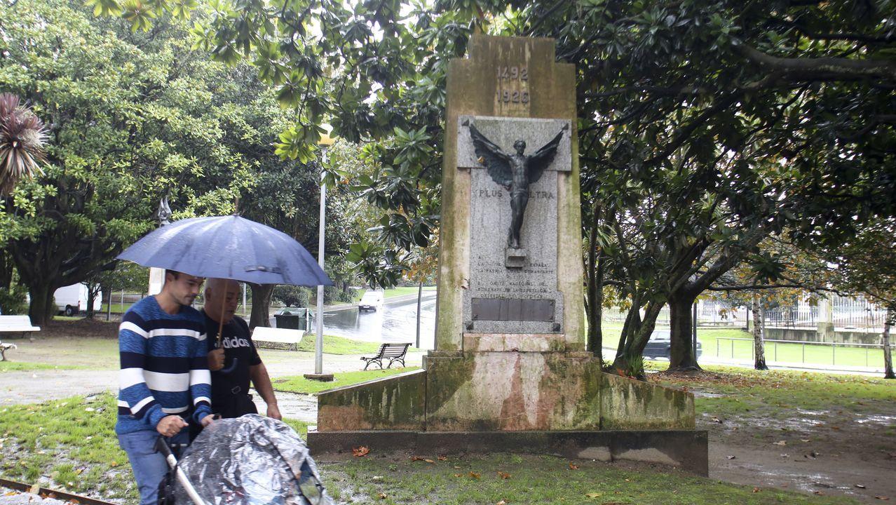 ¿Qué escultura de Ferrol te gusta más?
