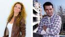 Los presentadores gallegos Paula Vázquez y Jesús Vázquez.Los presentadores gallegos Paula Vázquez y Jesús Vázquez.