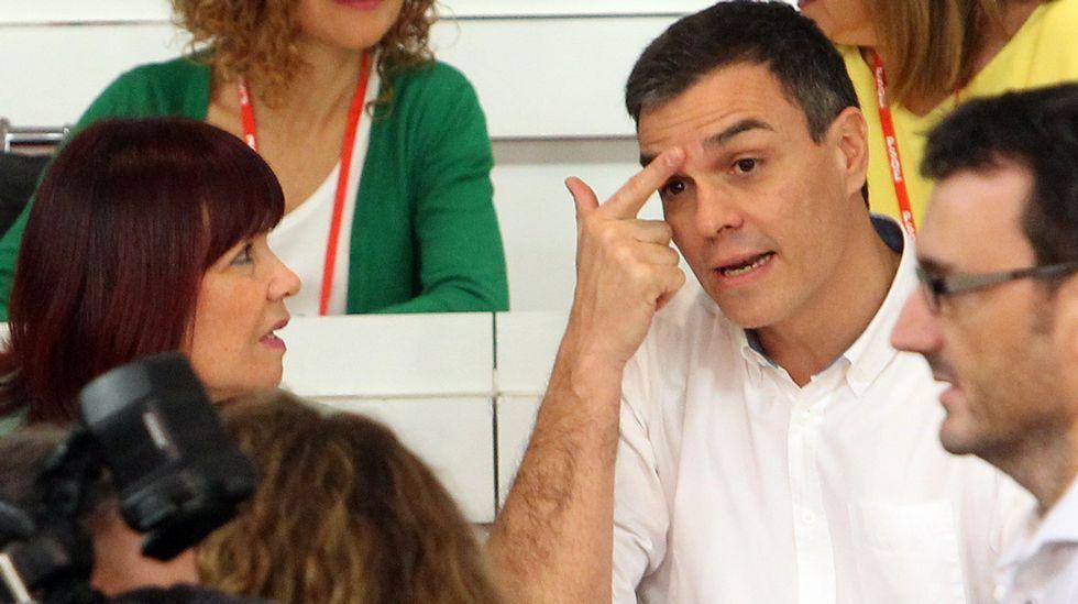 Sánchez: «Estamos en mejores condiciones de ganar las elecciones que el 20-D»