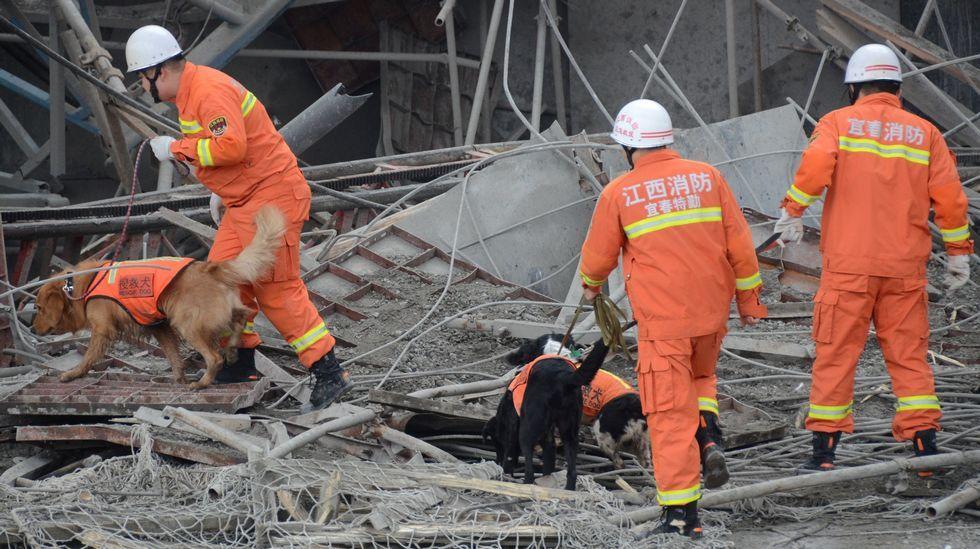 67 muertos en la central china de Fengcheng.Primera reunión al completo del equipo de ministros de Trump en la Casa Blanca