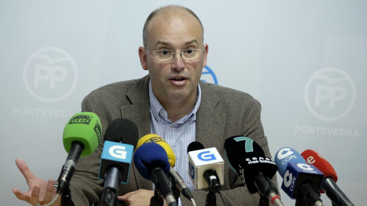 Galicia se suma a la movilización catalana por la unidad
