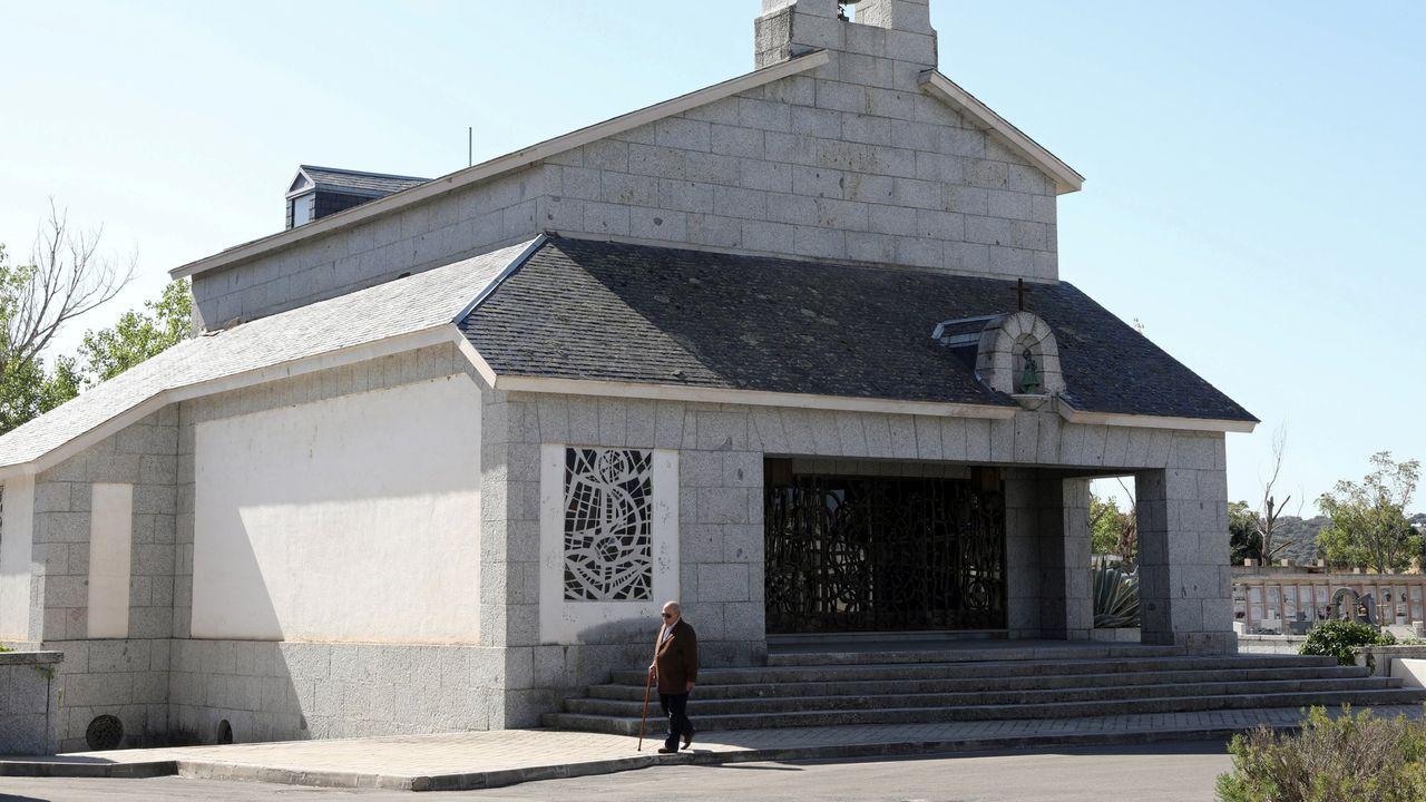 Panteón de la familia Franco en el cementerio de Mingorrubio (El Pardo, Madrid)