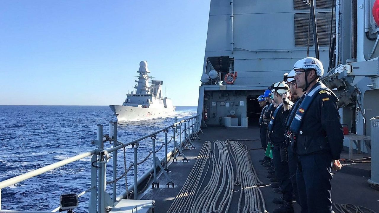La pandemia en el mundo.La nueva operación naval sustituiría a la misión Sofía