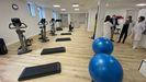 El Sergas invirtió  170.000 euros en la nueva unidad de fisioterapia del centro de salud Virxe Peregrina de Pontevedra