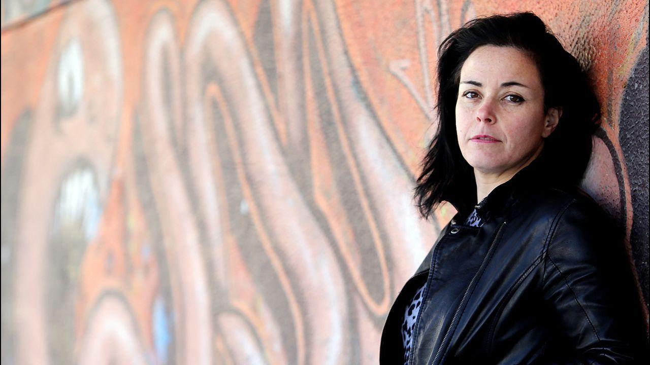 El alcalde de Ponteareas, Xosé Represas (BNG), y la concejala de Urbanismo, María Jesús Garrote