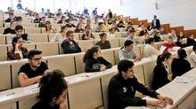 Examen de selectividad en Vigo el pasado mes de junio