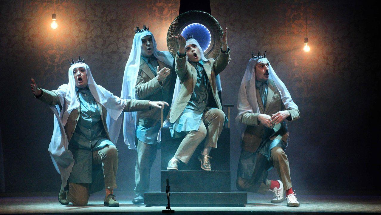 Postales ganadoras del concurso de Palas de Rei.«Estrela do día», de Producións Excéntricas, llega a Lugo