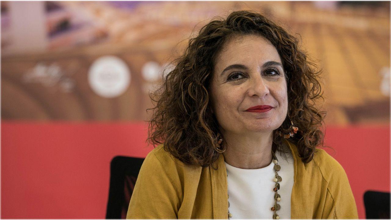 María Jesús Montero, ministra de Hacienda en funciones