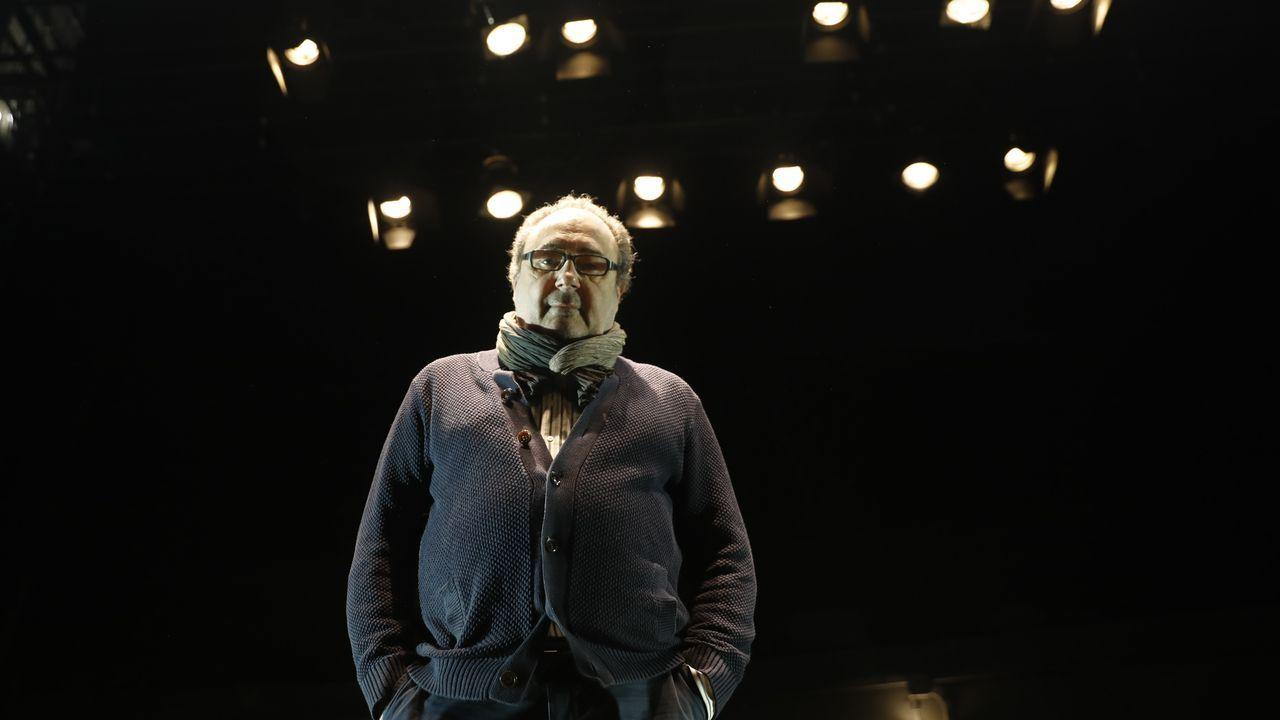 Eduardo Alonso, director de Teatro do Noroeste