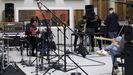 Una grabación en los Estudios Mans