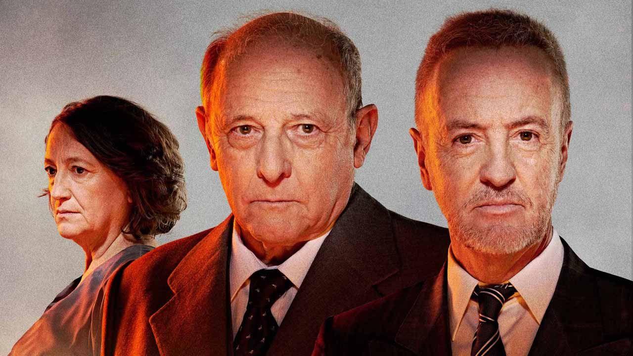 El coro de Vigo que combate el alzhéimer.Carlos Hipólito, Gutiérrez Caba y Malena Gutiérrez